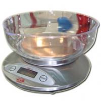 Весы Хозяюшка 2К810 с чашей из нержевеющей стали