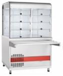 Прилавок для холодных закусок ПВВ(Н)-70КМ-С-НШ