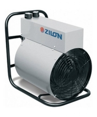 Тепловые пушки Zilon круглой формы серии ZTV - C