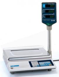 Весы тороговые CAS Big Tray AP-1 6EX/AP-1 15EX