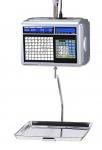 Торговые весы с печатью этикеток CL-5000J-15IH