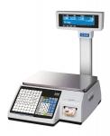 Торговые весы с печатью этикеток CL3000-15P