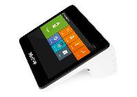 Эвотор 10 Стандарт + 1D сканер, с Wi-Fi, кабель Ethernet, GSM-модуль (sim-карта)