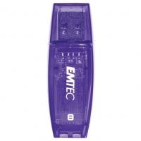 Флэш-драйв Emtec C410, 8 Гб, USB 2.0
