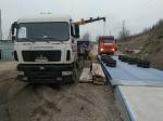 В октябре был завершен проект по поставке, монтажу и поверке весов для ООО «Горно-химическая компания»