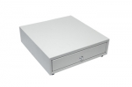 Денежный ящик ШТРИХ-midiСD, белый электро-механический (344х360х97)
