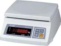 Весы фасовочные CAS SW-II-2/SW-II-5/SW-II-10/SW-II-20/SW-II-30