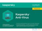 Kaspersky Anti-Virus Russian Edition. 2-Desktop 1 year Renewal Card