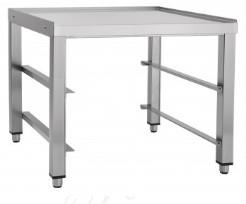Подставка ПФПМ-6-1 для фронтальных посудомоечных машин МПК-500Ф и МПК-500Ф-02