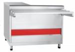 Кассовая кабина Прилавок для столовых приборов ПСП-70М (630 мм, нерж. стаканы)