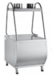 Стол для приборов и подносов ПСП-70М
