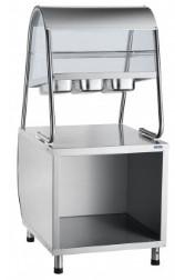 Стол для приборов и подносов ПСПХ-70М