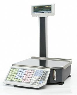 Торговые весы с печатью этикеток