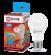 Лампа светодиодная LED-A60-VC 12 Вт 230 В Е27  4000К 1080 Лм IN home
