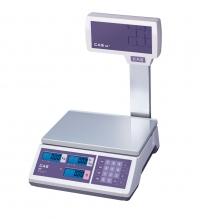 Весы тороговые CAS ER-JR-06CBU/ER-JR-15CBU/ER-JR30CBU