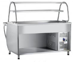 Прилавок для холодных закусок ПВВ(Н)-70М-01-НШ