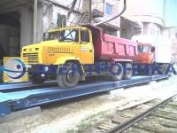 Поставка и установка автомобильных весов ВАЛ 80-18 для ОАО