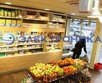 Автоматизация продуктового магазина (средний класс)