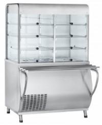 Прилавок для холодных закусок ПВВ(Н)-70М-С-01-НШ