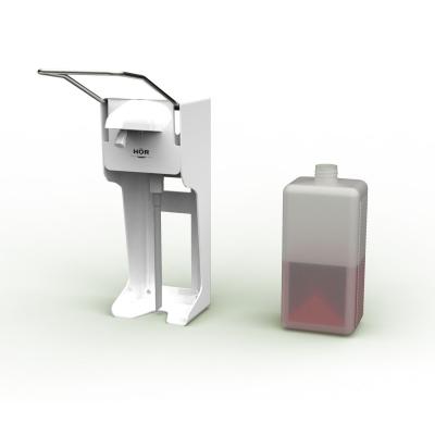 Локтевой дозатор мыла/дез. средств HOR-D 004A