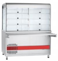 Прилавок для холодных закусок ПВВ(Н)-70КМ-С-01-НШ