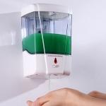 Сенсорный дозатор мыла/дез. средств