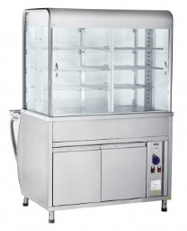 Прилавок - витрина тепловой ПВТ-70М