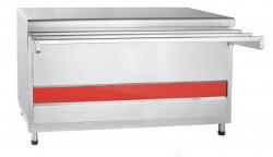 Прилавок-витрина тепловая
