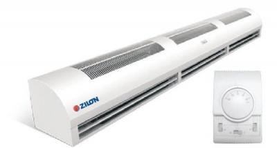 Тепловые электрические завесы Zilon серии ZVV - T