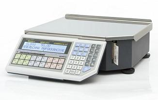 Торговые весы с печатью этикеток ШТРИХ-ПРИНТ ФI