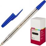 Ручка шариковая Attache Corvet синяя, 0,7 мм