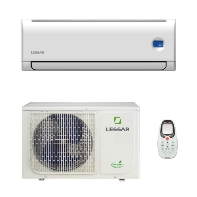 Кассетная сплит-система Lessar LS/LU-H24BEA2