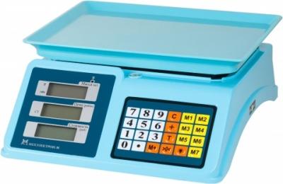 Весы торговые ВР4900-15-2Д-АБ-14
