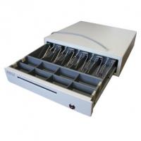 Денежный ящик МИДЛ малый(металл, черный/серый)