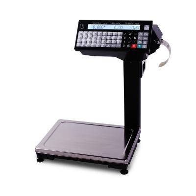 Торговые весы с печатью этикеток ВПМ_Т