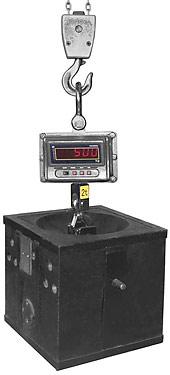 Электронные крановые весы ЕК-А
