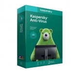 Kaspersky Anti-Virus Russian Edition. 2-Desktop 1 year Base Box