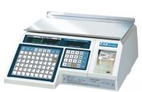 Торговые весы с печатью этикеток LP-06 (1.6)/LP-15 (1.6)/LP-30 (1.6)