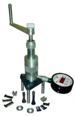 Прибор ПИБ (40кН/4тс) с электронным манометром