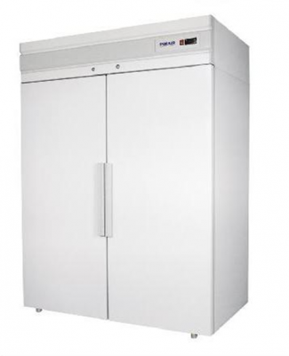 Холодильные шкафы с металлическими дверьми POLAIR
