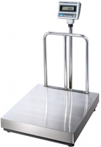 Весы напольные CAS DB-II 600LCD (платформа 800×900мм)