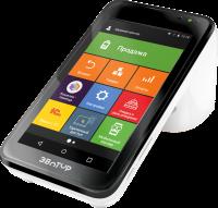 Эвотор 7.3 Смарт-терминал с Wi-Fi, кабель Ethernet, GSM-модуль (sim-карта)