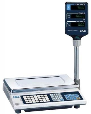 Весы торговые CAS AP-1 6M/AP-1 15M