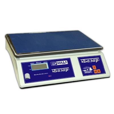 Весы фасовочные МИДЛ БАЗАР-2 без стойки