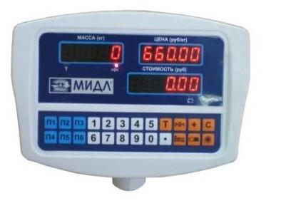 Весы напольные МП 150 ВЖА Ф-3