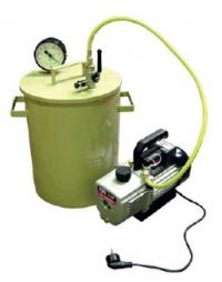 Вакуумная установка ВУ-976А для а/б образцов (нерж)
